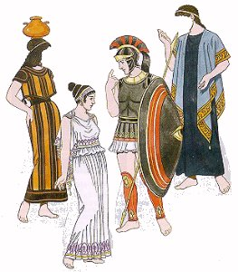 Greek Goddess Ladies Complete Costume | Women's Clothing Jewellery