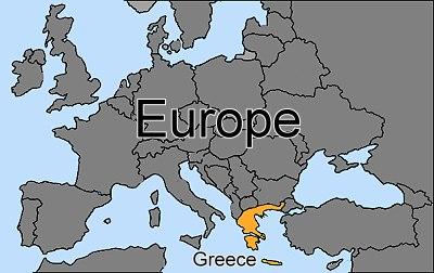 Homework map of greece